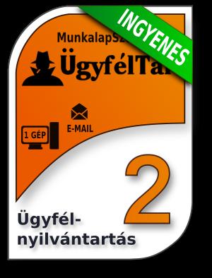 önéletrajz adatbázis ingyen ÜgyfélTár 2   Ingyenes Ügyfélkezelő CRM Szoftver önéletrajz adatbázis ingyen